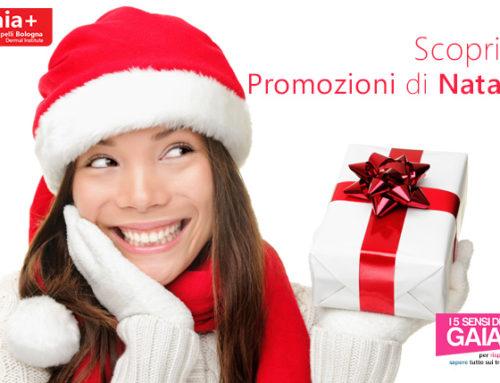 Scopri le promozioni di Natale!