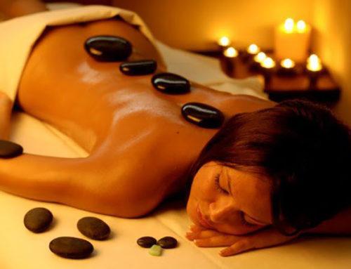 Massaggio con pietre laviche riscaldate a Bologna