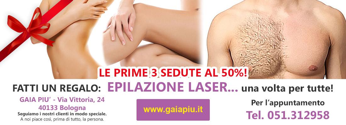 epilazione laser bologna